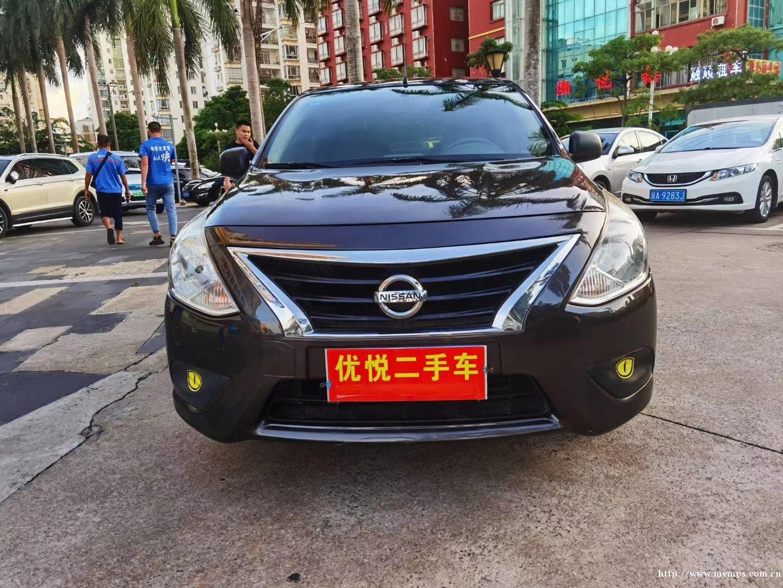 日产 阳光 2015款 1.5XE CVT舒适版